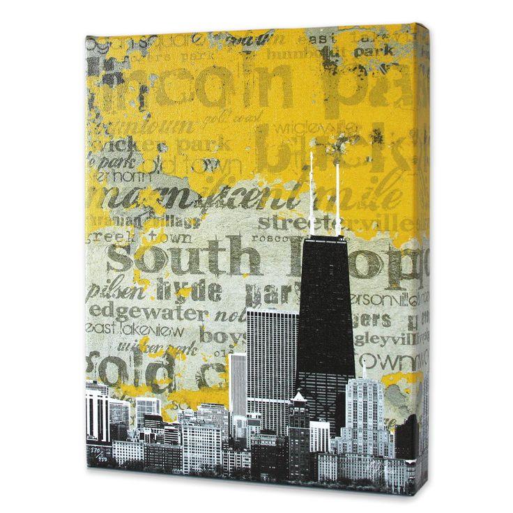 Chicago Horizon Print