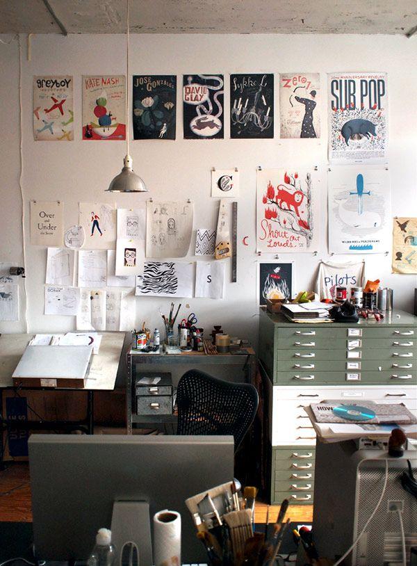 great office/studio space