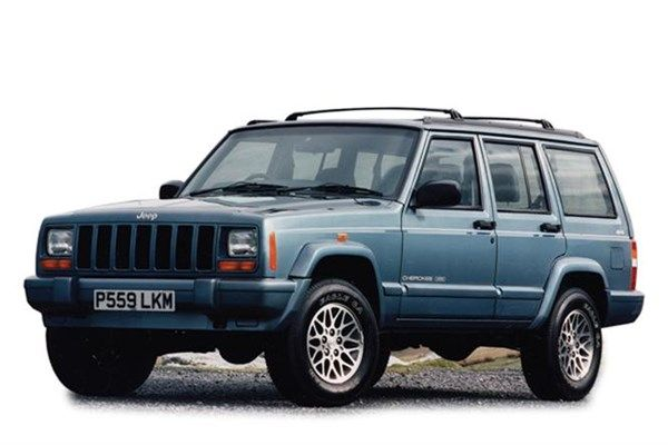 Jeep Cherokee (93-01) review