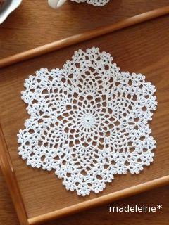 madeleine's blog ----free pattern