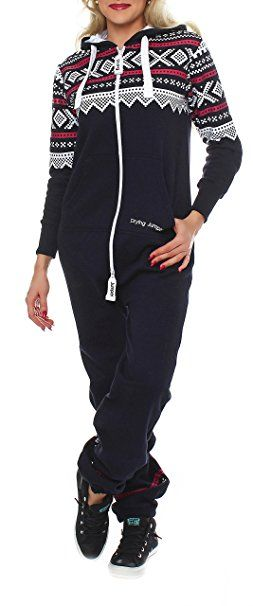 e8185332b95e Drying Jumper Damen Jumpsuit Overall Jogging Anzug Trainingsanzug  -  Jogginghose Style Damen jogginghosen style jogginghose