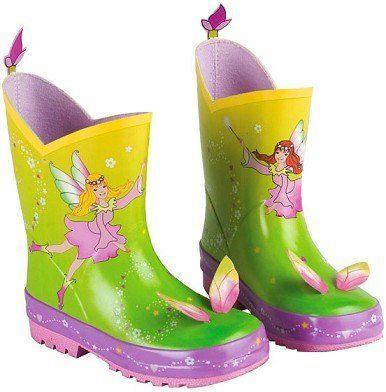 3-D Gummistiefel Naturkautschuk - Fee - für Kinder Regenstiefel / Matschstiefel Stiefel Elfe Prinzessin Blumenfee Blume - http://on-line-kaufen.de/unbekannt/3-d-gummistiefel-naturkautschuk-fee-fuer-kinder