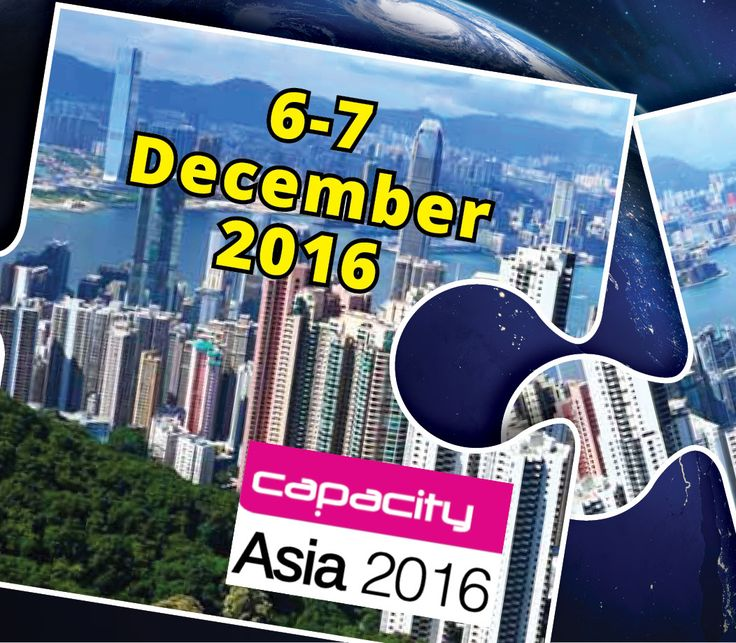 Join us at Capacity Asia 2016