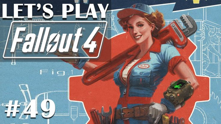cool Let's Enjoy Fallout four #forty nine Wasteland Workshop DLC - Live Xbox A single gameplay