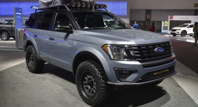 2019 Ford Expedition Baja Forged Adventurer