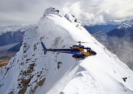 Manali Heli Skiing Expeditions