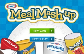 Meal Mash-Up game