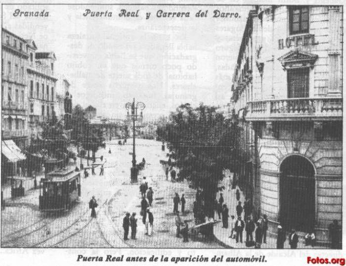 Puerta-Real-Granada-antigua fotos de Puerta-Real-Granada-antigua . El sitio de las fotos