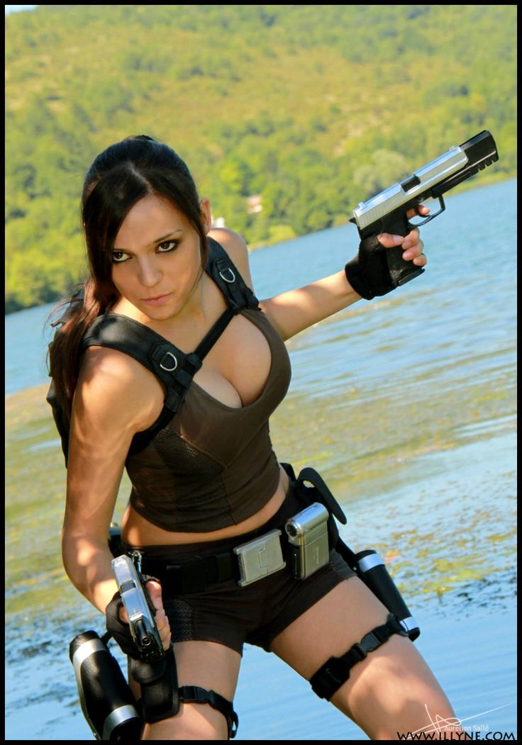 Lara Croft #halloween