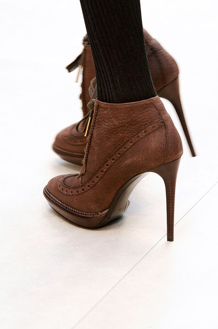 Burberry Prorsum - #NYFW #shoes not available in stores yet. But Awesome!