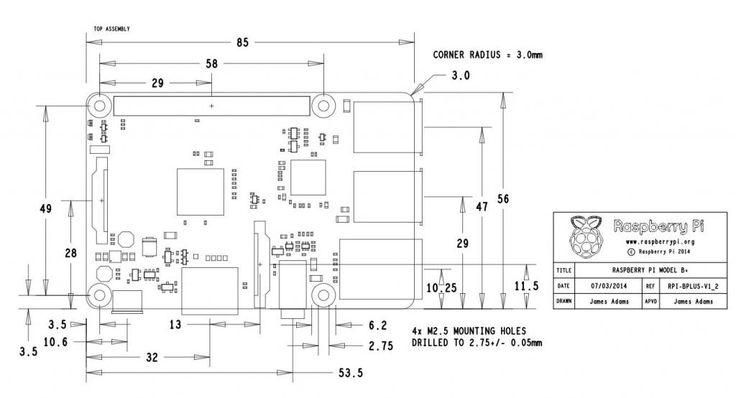 Raspberry Pi 2 B Schematic Pdf