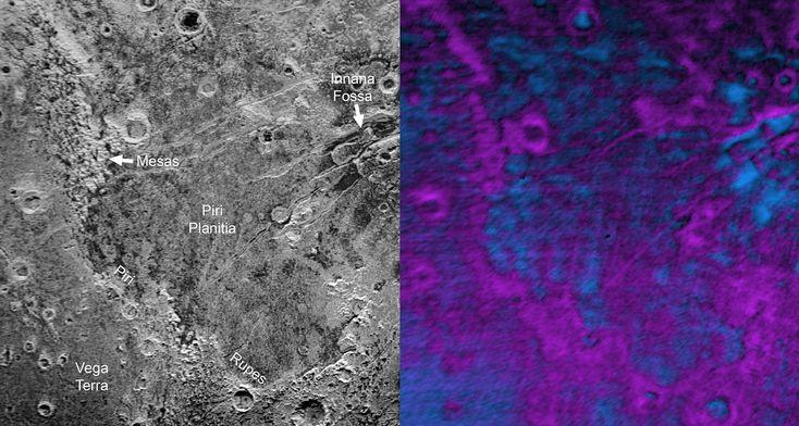 Что поедает Плутон?