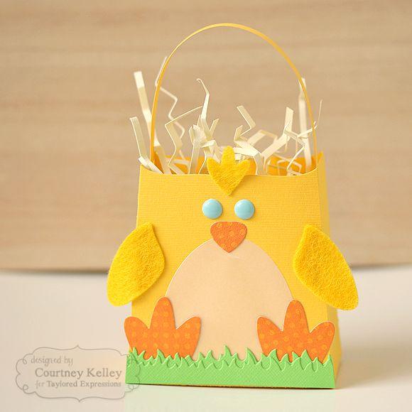 Courtney Kelley - Chick Treat Bag