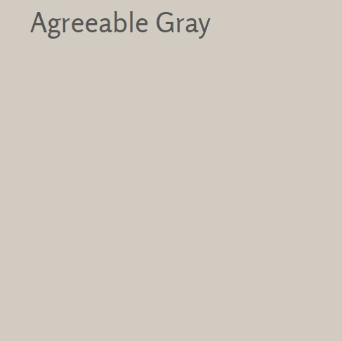 New Paint Color From Aspect Agreeable Gray New Paint