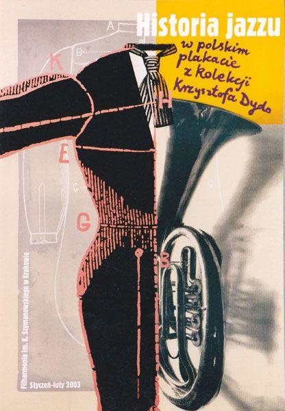 Marek Pawłowski, Historia jazzu, 2003, Size: B1