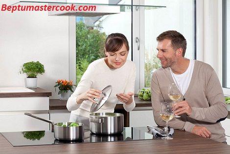 Sử dụng bếp từ Mastercook đúng cách
