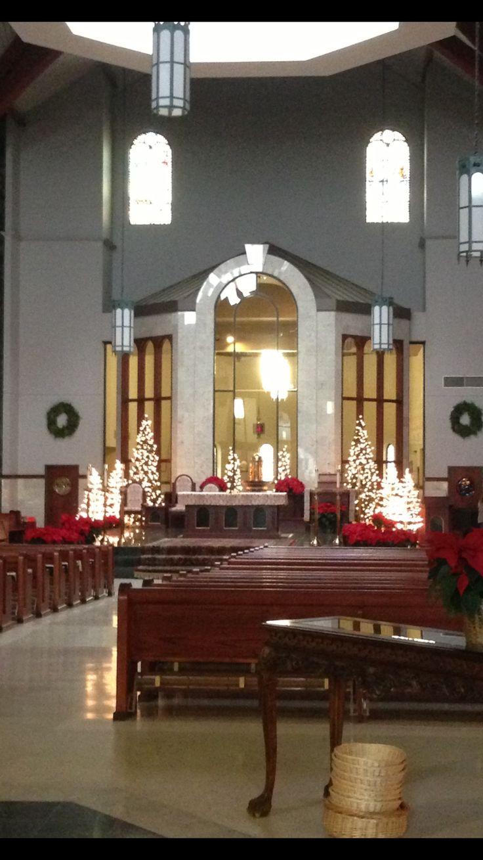 St. Monica Catholic Church , EDMOND, Oklahoma