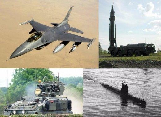 もしかしたら軍用車両や機関砲、潜水艦などは買えるかも?