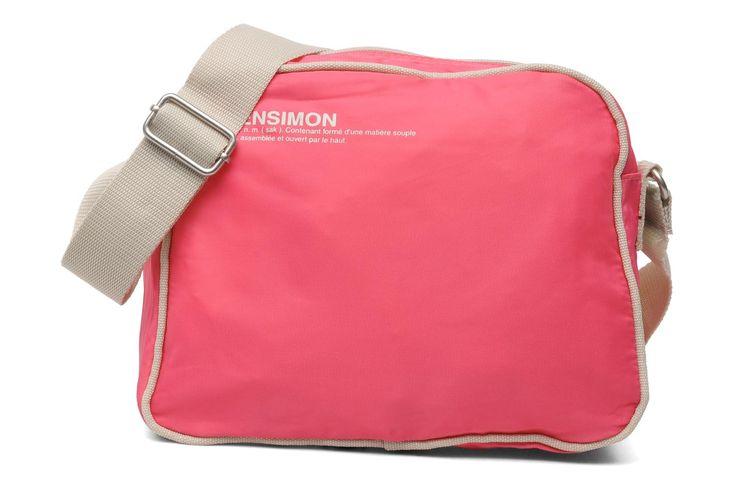 Small Besace Bensimon (Rose) : livraison gratuite de vos Sacs à main Small Besace Bensimon chez Sarenza