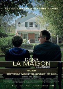 Dans la maison, best grappige film. Paar dingen heel anders dan anders!