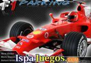 Juego de F1 Parking | JUEGOS GRATIS: Estaciona este auto de carreras de la formula 1 en el espacio indicado, trata de no chocar con los demás autos o con las orillas de la carretera ya que dañaras el auto y perderás, maneja con cuidado ya que son autos muy lujosos y super rápidos.
