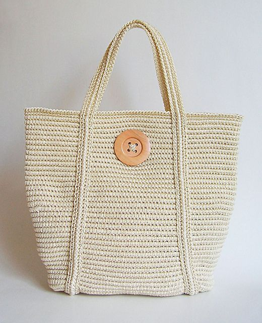Ravelry: Tapestry crochet basic tote pattern/ Patrón para bolso básico tapestry crochet pattern by ChabeGS