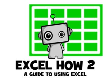 Ideal to support the delivery of GCSE, BTEC and ECDL ICT courses! If you like the quality of my other resources, you won't want to miss this!!! A comprehensive guide on a broad range of differentiated Excel skills which include; Data Types: Raw, Changing Type, Relative & Absolute Cell Referencing Formatting: Cells, Colours, Font & Borders Basic Arithmetic Formulas: Simple arithmetic (+ - * /), Relative & Absolute Formulas, Common Errors Functions: SUM, AVE,MIN...