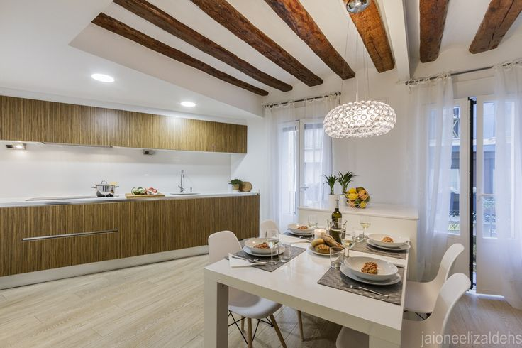 Cocina. Proyecto Home Staging.