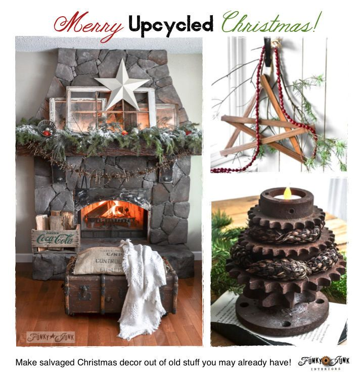 1000 Images About Salvage Ideas On Pinterest: 1000+ Images About Decor: CHRISTMAS On Pinterest