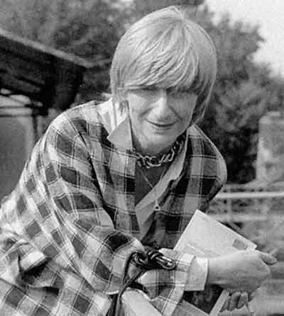 Françoise Sagan French playwright/novelist