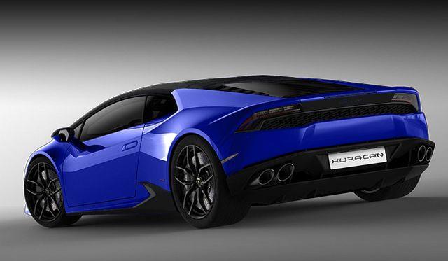 Lamborghini Huracan price