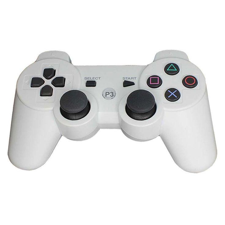 ΧΕΙΡΙΣΤΗΡΙΟ PS3 CONTROLLER DOUBLESHOCK III WHITE