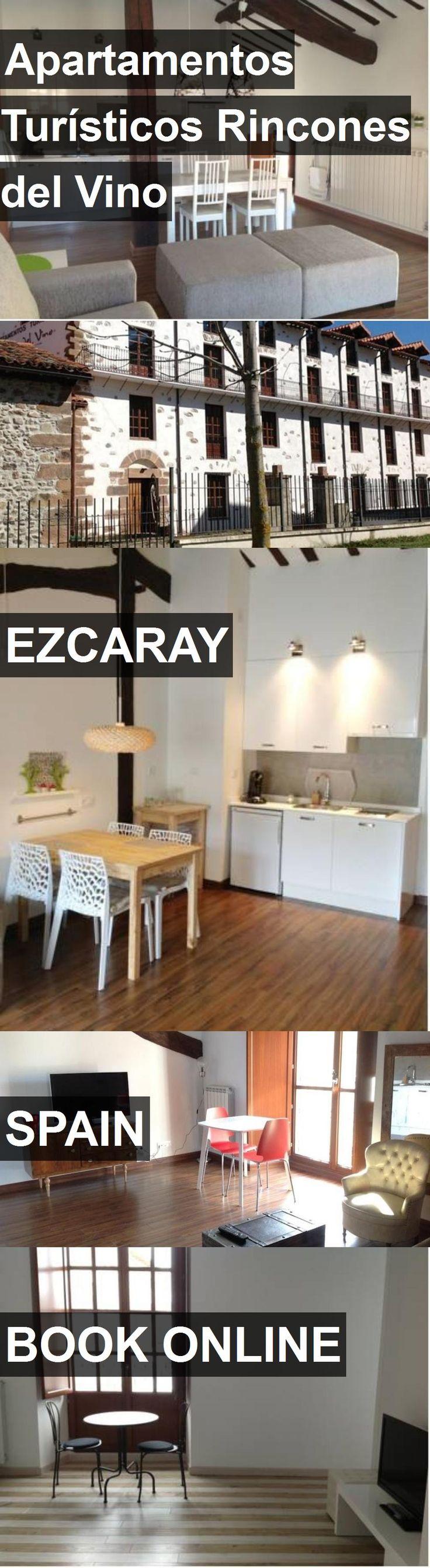 Hotel Apartamentos Turísticos Rincones del Vino in Ezcaray, Spain. For more information, photos, reviews and best prices please follow the link. #Spain #Ezcaray #ApartamentosTurísticosRinconesdelVino #hotel #travel #vacation