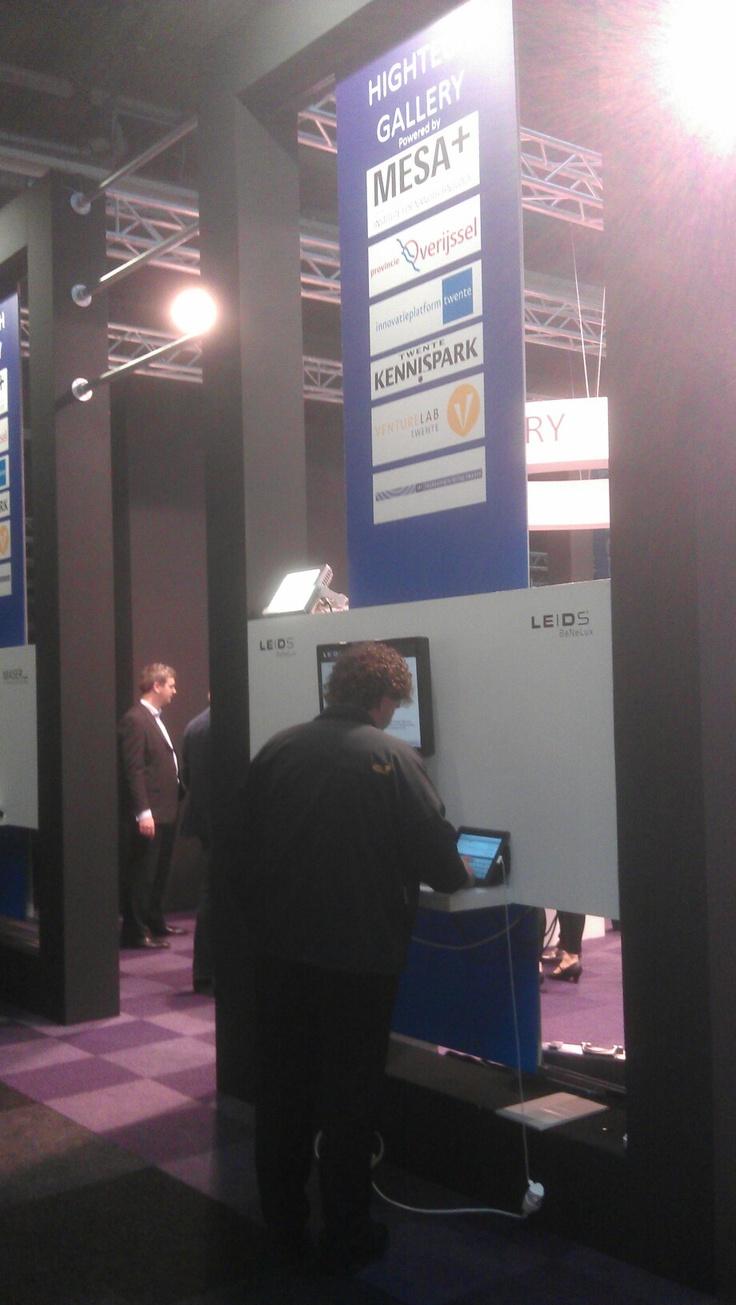 LEiDs @ Business Meets Twente 2011