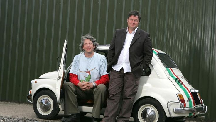#Win a meet & greet with @TheEddChina & @mikebrewer from @DiscoveryUK's @Wheeler_Dealers http://wheelerdealers.discoveryuk.com/competition/