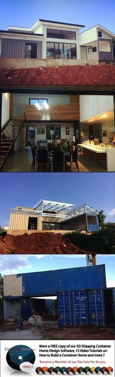 How To Build Your Own Shipping Container Home  – Container House Ideas