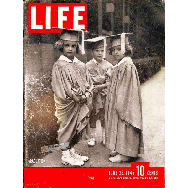 Life Magazine, June 25 1945 | $10.22