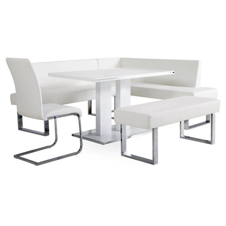 25 best ideas about corner nook dining set on pinterest for L shaped dining room bench