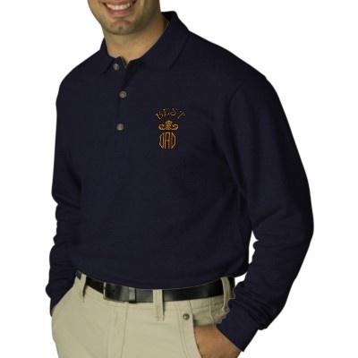 Best Dad Polo Shirt by elenaind