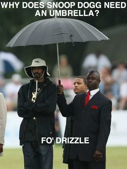 Funny Snoop Dogg Umbrella Meme Joke Picture