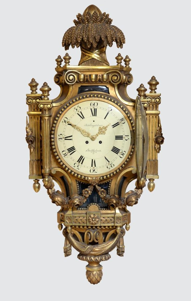 Swedish Clock Reproduction 57 Best Antiques Swedish Clock Images On Pinterest Antique
