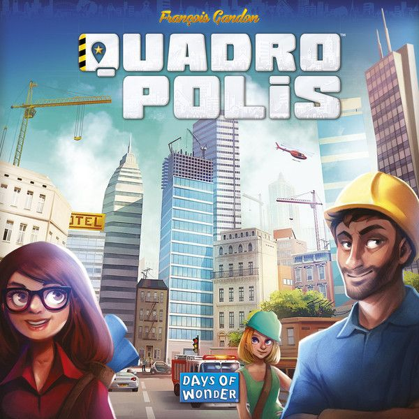 Quadropolis - 2016