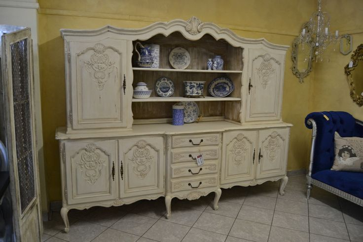 Stunning new lease on life with this chalk paint finish