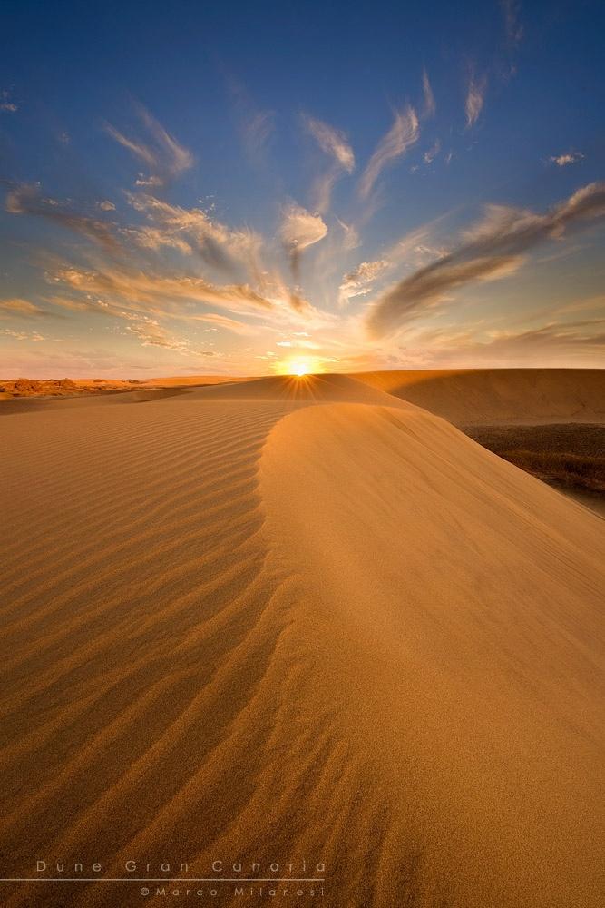 Gran Canaria - Dune Maspalomas