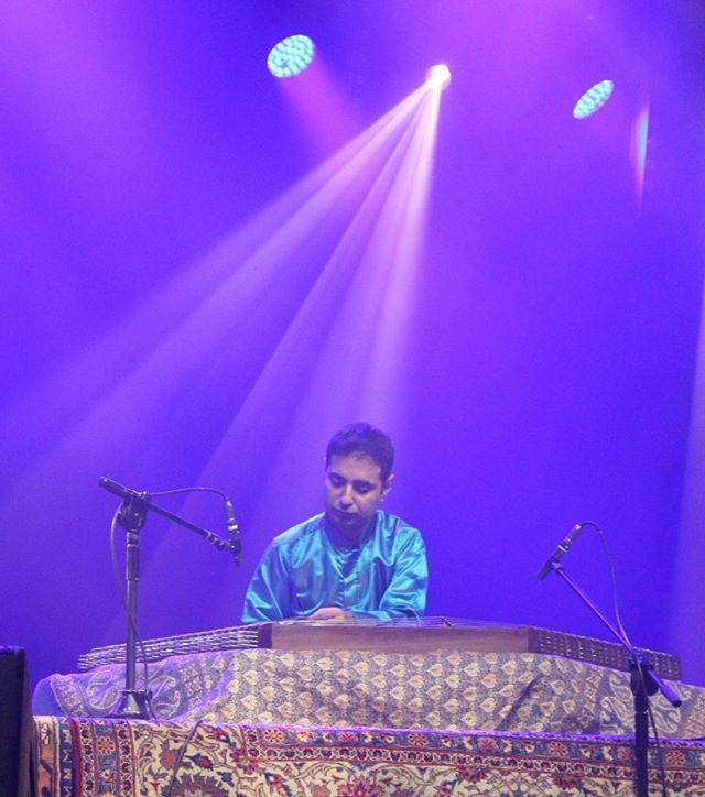 Ali Bahrami Fard - Warsaw - poland Sep 2015