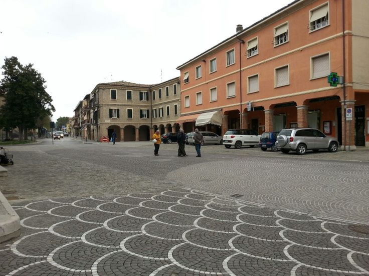 La Piazza di Urbania