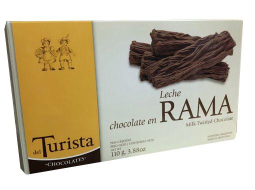 Chocolate en rama - Leche