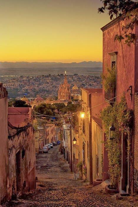 Imagen de mexico, travel, and san miguel de allende