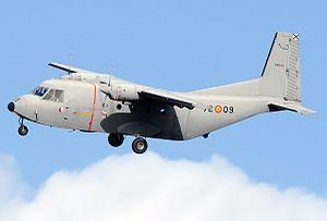 El CASA C-212 Aviocar es un avión de transporte táctico ligero y patrulla marítima, propulsado por dos turbohélices, con capacidad STOL, diseñado por CASA para uso civil y militar. Ha sido fabricado en España desde comienzos de los años 1970.