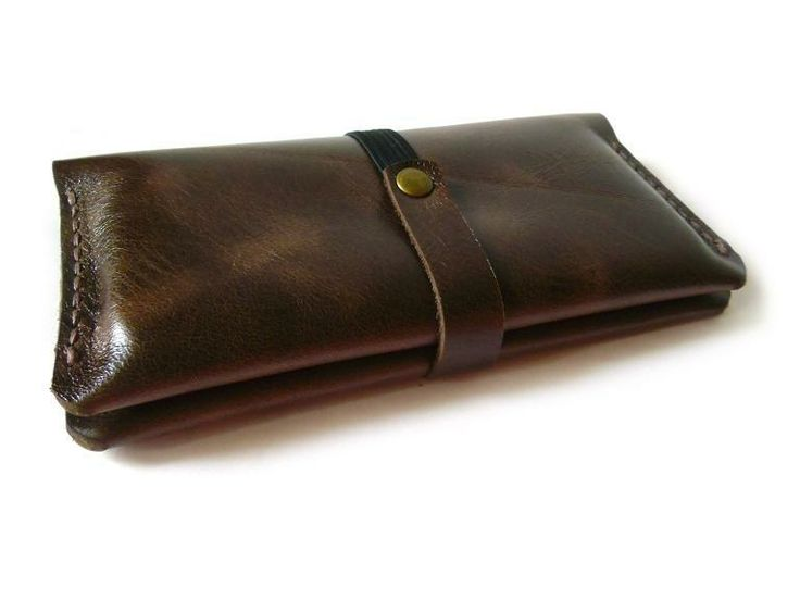 IPhone Leather Case from LeatherPurses by DaWanda.com